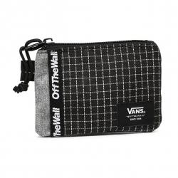 Pánska peňaženka VANS-MN VANS POUCH WALLET Black/White