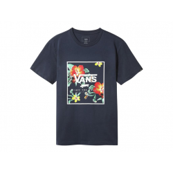 Pánské triko s krátkým rukávem VANS-MN PRINT BOX SS DRESS BLUES TRA