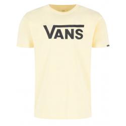 Pánske tričko s krátkym rukávom VANS-MN VANS CLASSIC DOUBLE CREAM/BL