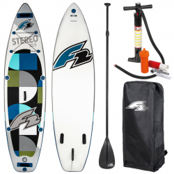 Nastavte paddleboard na visací zámek F2-Stereo 10 6x33x6- do 120 kg
