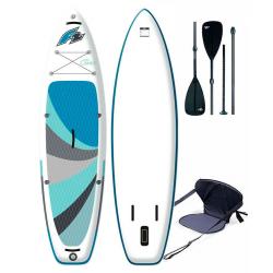 Nastavte paddleboard a visací zámek F2-Comet Family Combo 11 6x33x6 - do 130 kg