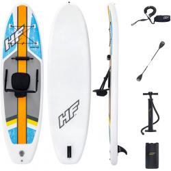 Sada paddleboardu a visacího zámku HYDROFORCE-Oceana 20 White Cap 10 0x32x5 - do 110 kg