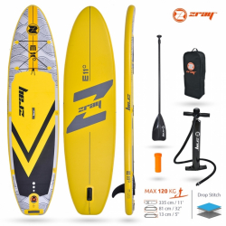 Set paddleboard a padlo ZRAY-E11 11 0x32x5- do 110Kg
