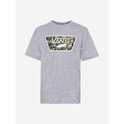 Chlapecké tričko s krátkým rukávem VANS-BY FULL PATCH FILL B ATHLETIC HTHER /
