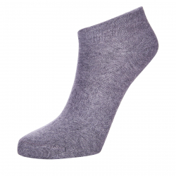 Ponožky AUTHORITY-ANKLE SOCK 2GREY SS20