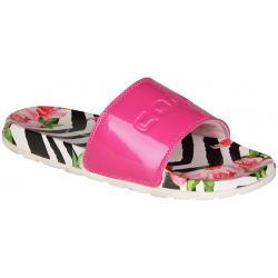 Dámská obuv k bazénu (plážová obuv) COQUI-Cleo flamingo / lt. fuchsia
