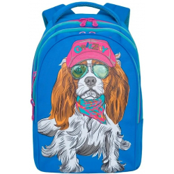 Školní batoh GRIZZLY-RD-758-3