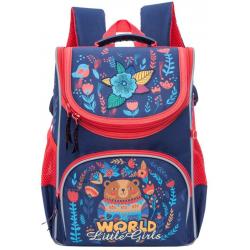Školní batoh GRIZZLY-RA-773-2