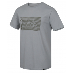 Pánske turistické tričko s krátkym rukávom HANNAH-CASTOR-high rise