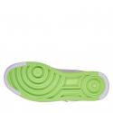 Detská rekreačná obuv AUTHORITY KIDS-Abundo grey/neon green -