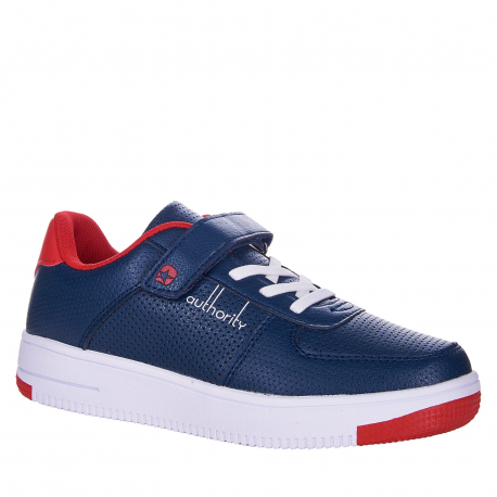 Detská rekreačná obuv AUTHORITY KIDS-Abundo dk blue