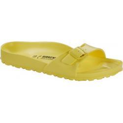 Dámske dreváky (módna obuv) BIRKENSTOCK-Madrid EVA Vibrant Yellow