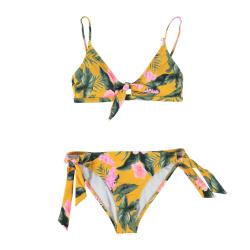 Dámské plavky Brunotti-Eva Women Bikini-0159 Indian Gold