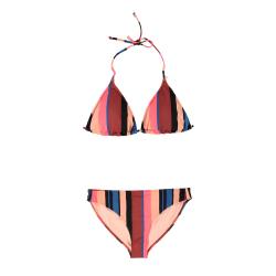 Dámské plavky Brunotti-Lollypop Women Bikini-0476 Pigment Blue
