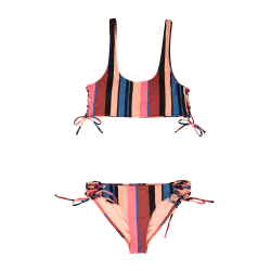 Dámské plavky Brunotti-Addison Women Bikini-0476 Pigment Blue