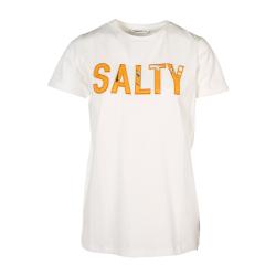 Dámské triko s krátkým rukávem Brunotti-OULIN Women T-shirt-001 Snow