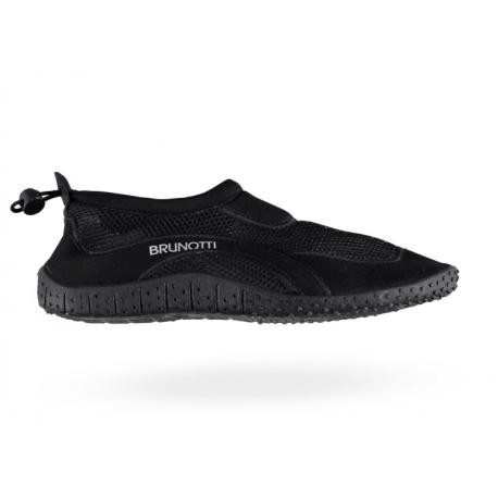 Obuv do vody BRUNOTTI-Aqua Shoe 36-46 Uni Shoe Sport-099 Černá