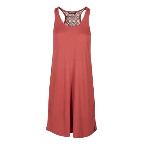 Dámske šaty BRUNOTTI-Adi Women Dress-0256 Auburn Red