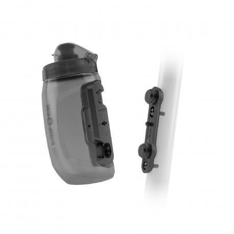 Cyklistická láhev FIDLOCK-BOTTLE TWIST SET DARK 450ml