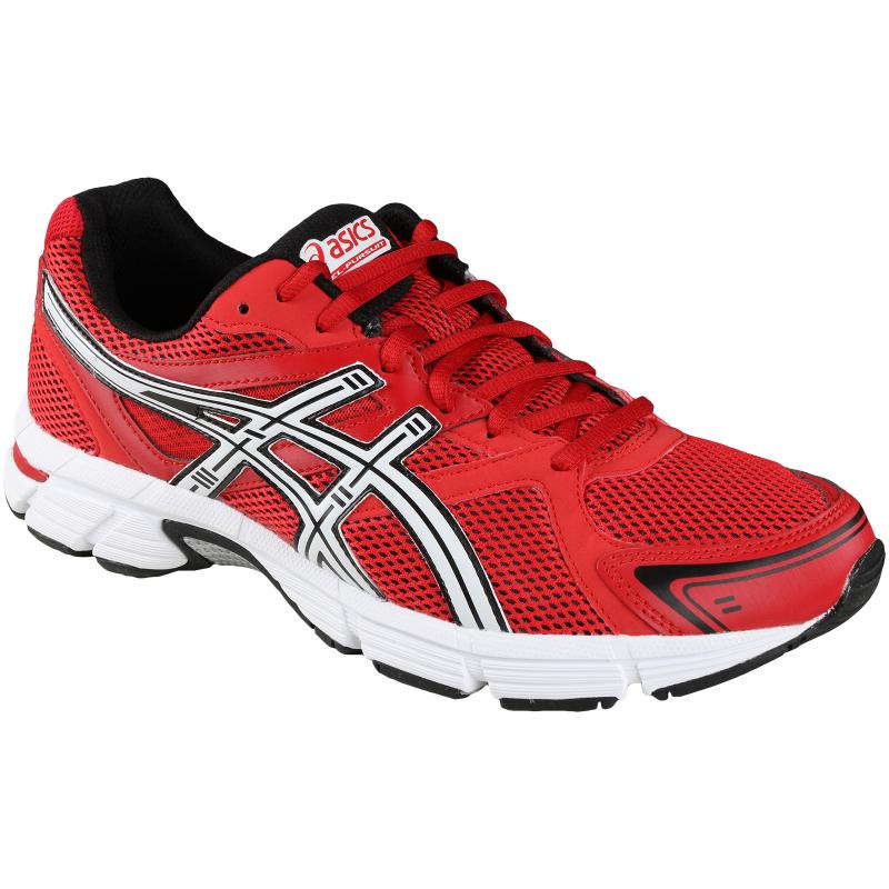 chaussures de séparation e9e46 36309 ASICS-GEL-PURSUIT RED/WHITE/BLACK | EXIsport Eshop