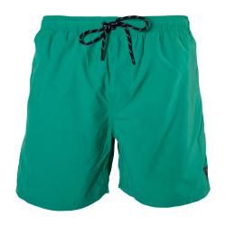 Pánské plavky Brunotti-Hester Mens Shorts-0634 Carribean green