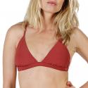 Dámske plavky vrchný diel BRUNOTTI-Lyla Women Bikini-top-0256-Auburn Red -