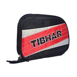 Taška na stolního tenisu raketu Tibhar-Spy black-red