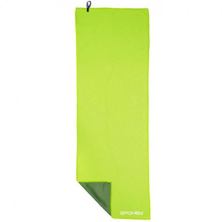 Uterák SPOKEY-COOLER 31x84 cm, plastic bag green