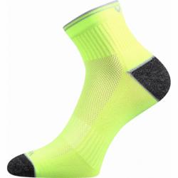Běžecké ponožky VOXX-Ray-neon žlutá