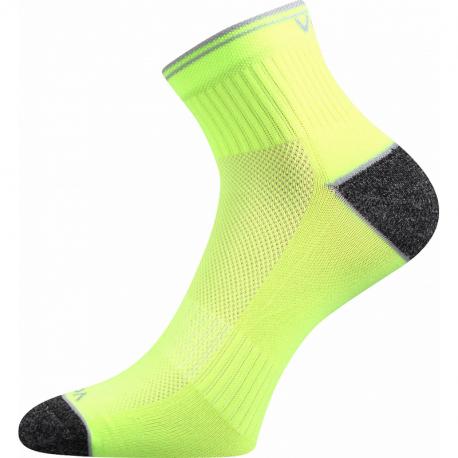 Bežecké ponožky VOXX-Ray-neon yellow