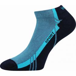 Pánské běžecké ponožky VOXX-Pinas-modrá