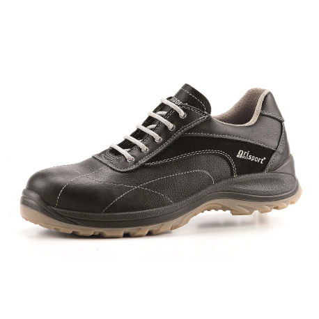 Pracovná obuv nízka GRISPORT-Lampedusa black