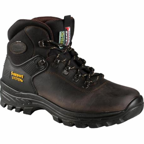 Dámská turistická obuv střední Grisport-Morcone W brown