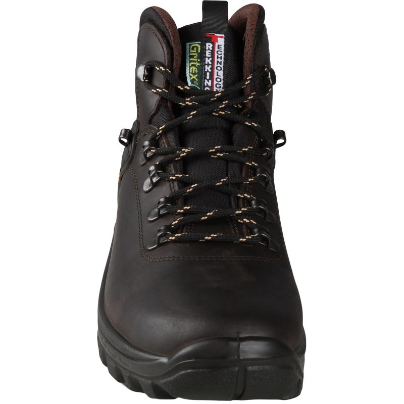 Dámská turistická obuv střední Grisport-Morcone W brown -