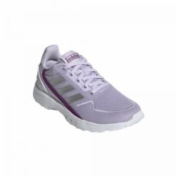 Juniorská športová obuv (tréningová) ADIDAS-NEBZED K prptnt/msilve/gloprp
