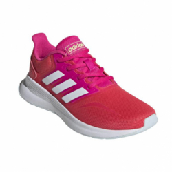 Juniorská rekreační obuv ADIDAS-Runfalcon shored / ftwwht / shopnk