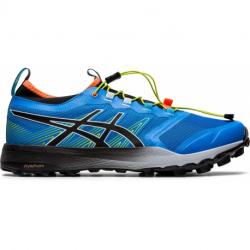 Pánska trailová obuv ASICS-FujiTrabuc Pro M blue