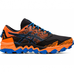 Pánska trailová obuv ASICS-Gel-FujiTrabuco 8 GTX shocking orange/black