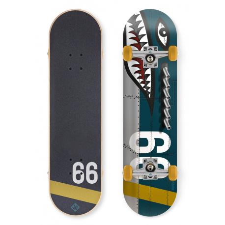 Skateboard STREET SURFING-STREET SKATE 31 Shark Fire