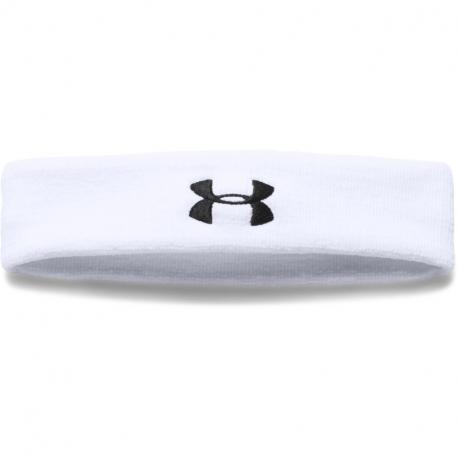 Čelenka UNDER ARMOUR-UA Performance Headband-WHT