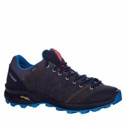 Pánska turistická obuv nízka GRISPORT-Tolve blue
