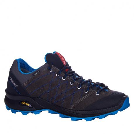 Pánská turistická obuv nízká Grisport-Tolva blue