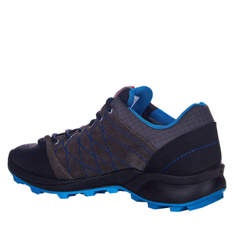 Pánska turistická obuv nízka GRISPORT-Tolve blue -
