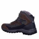 Pánska turistická obuv stredná GRISPORT-Corato dark grey -