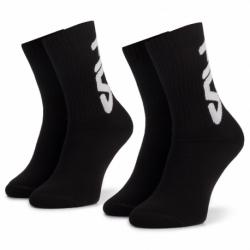 Sportovní ponožky FILA-F9598 SOCKS 2-PACK-200-BLACK