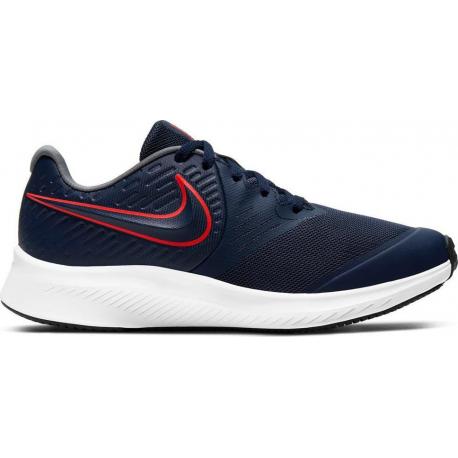 Juniorská rekreační obuv NIKE-Star Runner GS blue