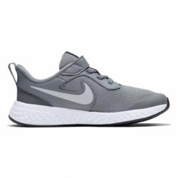 Detská rekreačná obuv NIKE-Revolution 5 PSV cool grey/platinum/dark grey