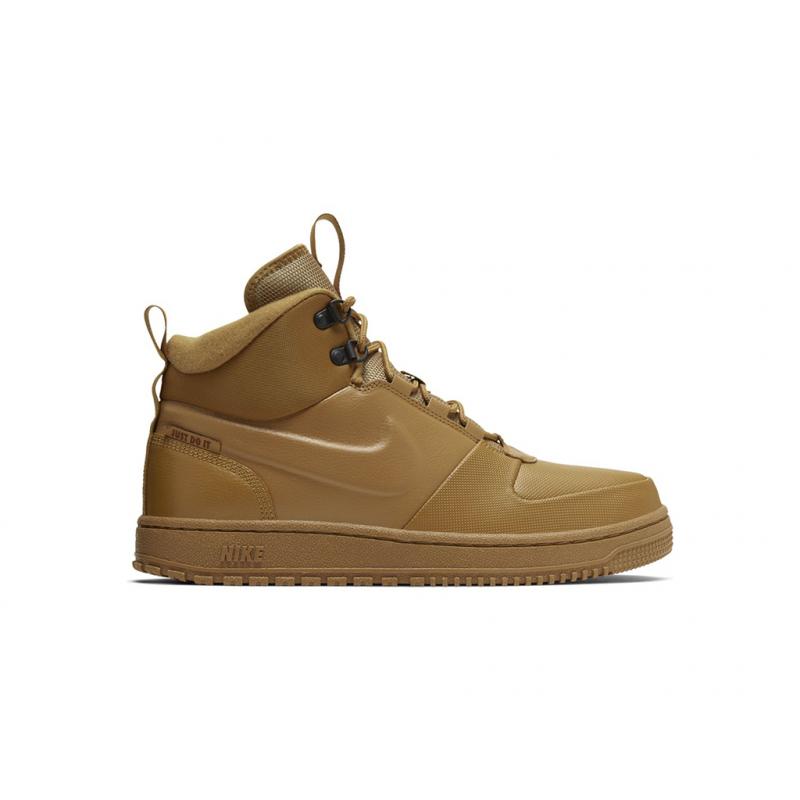 Pánska vychádzková obuv NIKE-Path Winter brown/brown/brown -