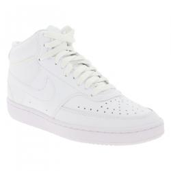 Dámska vychádzková obuv NIKE-Wmns Court Vision Mid white/white/white