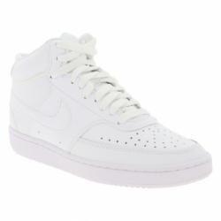 Dámska vychádzková obuv NIKE-Wmns Court Vision Mid white/white/white (EX)